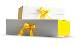 Gift packaging negle Image collections